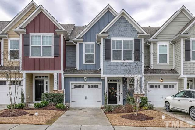 106 Hundred Oaks Lane, Holly Springs, NC 27540 (#2296846) :: Rachel Kendall Team