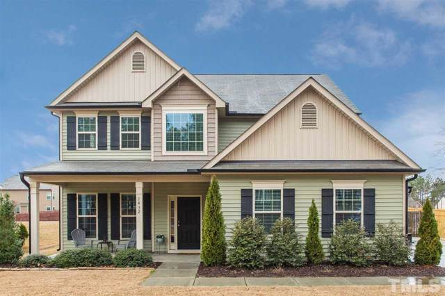 1432 Stone Wealth Drive, Knightdale, NC 27545 (#2296848) :: Foley Properties & Estates, Co.