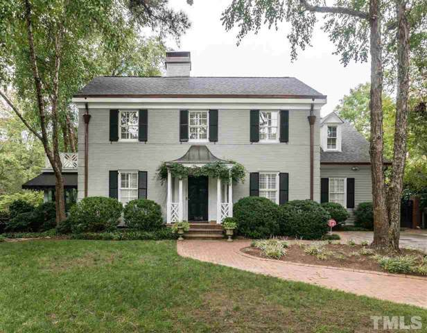 1806 Chester Road, Raleigh, NC 27608 (#2296850) :: Dogwood Properties
