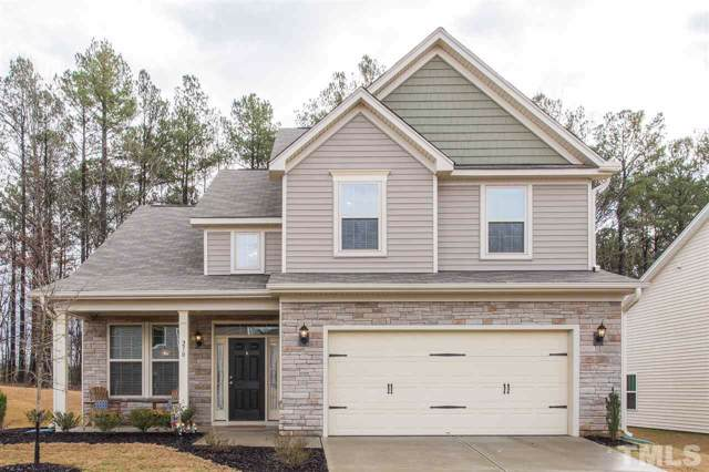 270 Hawksbill Drive, Franklinton, NC 27525 (#2296860) :: The Jim Allen Group