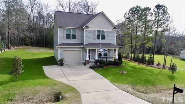 117 Crownside Drive, Four Oaks, NC 27524 (#2296869) :: The Amy Pomerantz Group