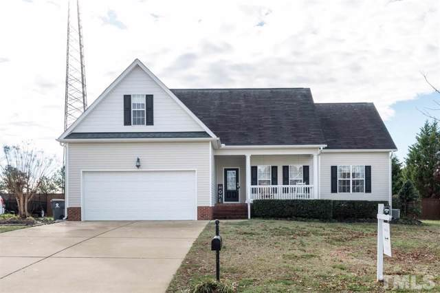 105 Dexterfield Drive, Fuquay Varina, NC 27526 (#2296892) :: Foley Properties & Estates, Co.