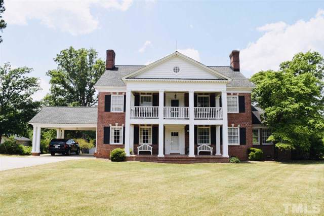 5574 S Nc 231 Highway, Middlesex, NC 27557 (#2296951) :: The Jim Allen Group