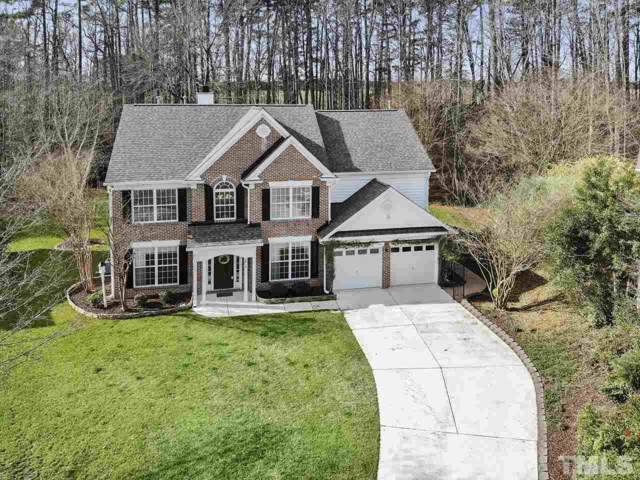 2816 Kentshire Place, Apex, NC 27523 (#2296963) :: Spotlight Realty