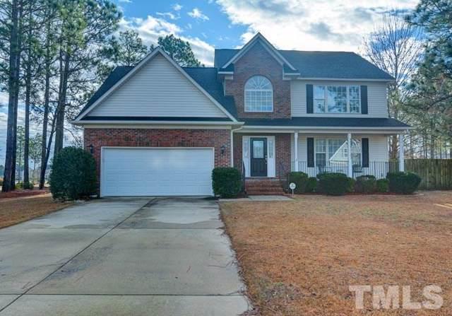275 Dunbar Drive, Lillington, NC 27546 (#2296966) :: Raleigh Cary Realty