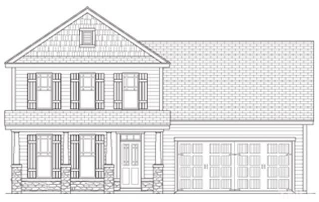 338 Buhrstone Mill Street, Zebulon, NC 27597 (#2296980) :: Foley Properties & Estates, Co.