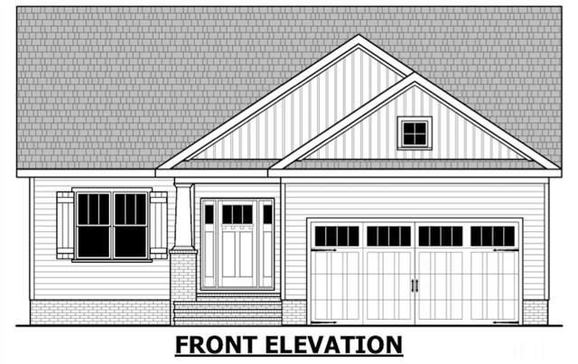 312 Buhrstone Mill Street, Zebulon, NC 27597 (#2296983) :: Foley Properties & Estates, Co.