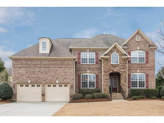 643 Halcyon Meadow Drive, Cary, NC 27519 (#2296991) :: The Perry Group