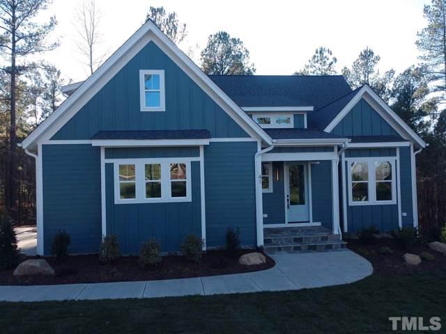 41 Quail Point, Pittsboro, NC 27312 (#2296995) :: Classic Carolina Realty