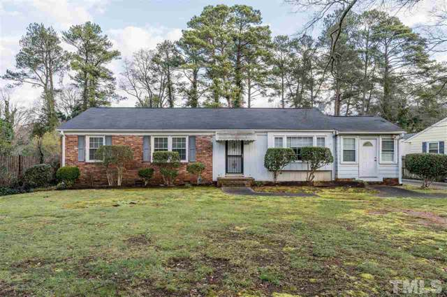 3428 Wade Avenue, Raleigh, NC 27607 (#2297022) :: Dogwood Properties