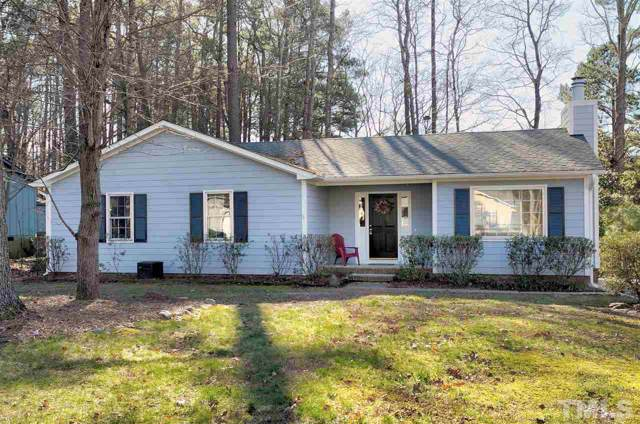 105 Honey Suckle Lane, Cary, NC 27513 (#2297031) :: Foley Properties & Estates, Co.