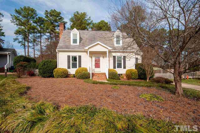 2317 Ravenhill Drive, Raleigh, NC 27615 (MLS #2297059) :: The Oceanaire Realty