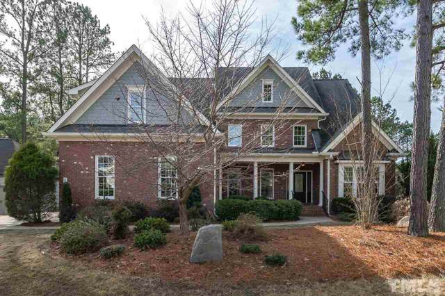 5016 Grove Crossing Way, Wake Forest, NC 27587 (#2297071) :: Classic Carolina Realty