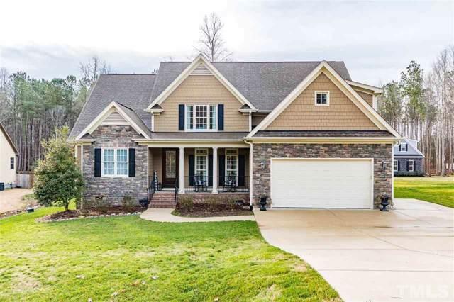 3621 Nether Ridge Road, Zebulon, NC 27597 (#2297074) :: Foley Properties & Estates, Co.