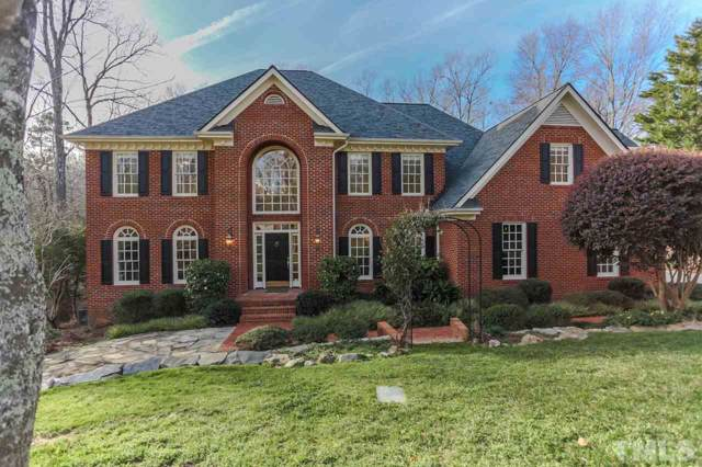 204 Rhododendron Drive, Chapel Hill, NC 27517 (#2297082) :: The Amy Pomerantz Group