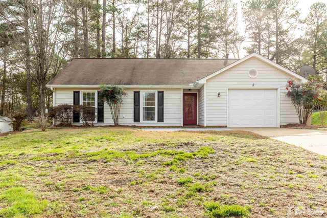 1109 Buckhorn Road, Garner, NC 27529 (#2297101) :: Foley Properties & Estates, Co.