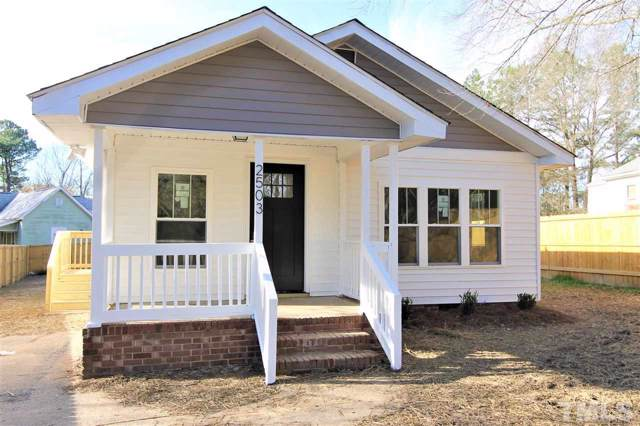 2503 Shirley Street, Durham, NC 27705 (#2297107) :: Dogwood Properties