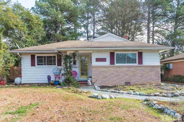 2018 Woodview Drive, Durham, NC 27704 (#2297112) :: Dogwood Properties