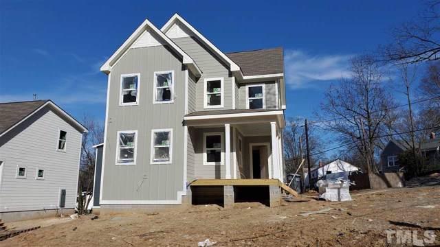 317 Moline Street, Durham, NC 27707 (#2297120) :: Foley Properties & Estates, Co.