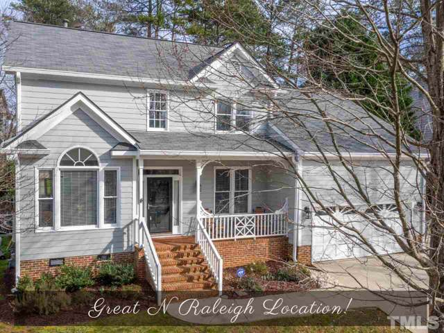 8504 Old Deer Trail, Raleigh, NC 27615 (#2297123) :: RE/MAX Real Estate Service