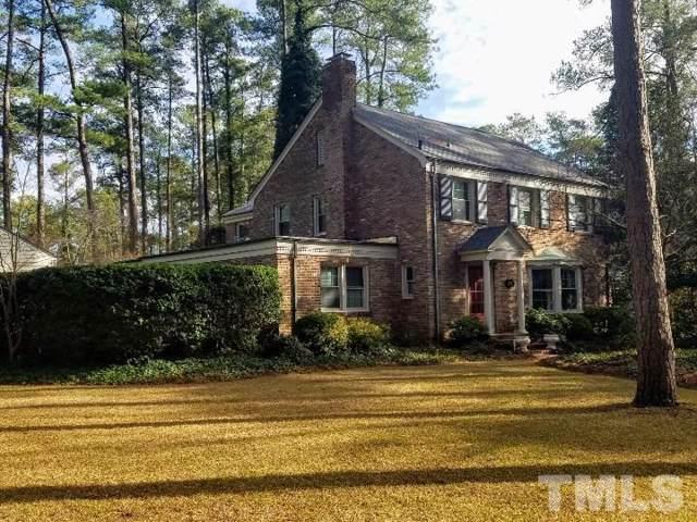 505 Piedmont Avenue, Rocky Mount, NC 27803 (#2297129) :: Real Estate By Design