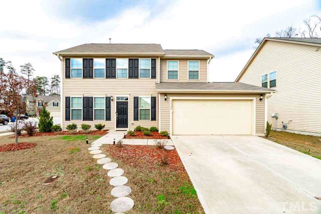 3326 Snowberry Drive, Raleigh, NC 27610 (#2297135) :: The Jim Allen Group