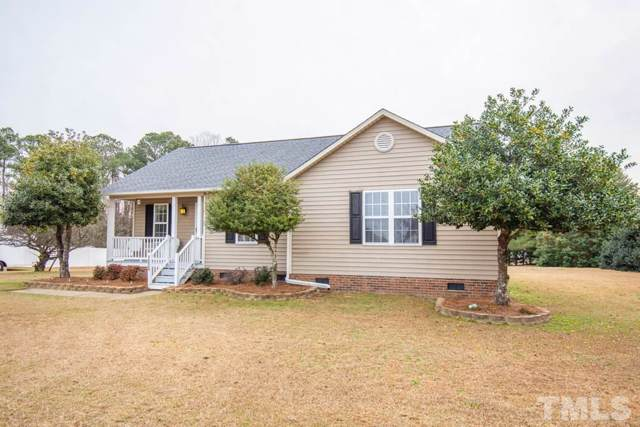 1324 White Memorial Church Road, Willow Spring(s), NC 27529 (#2297138) :: The Perry Group