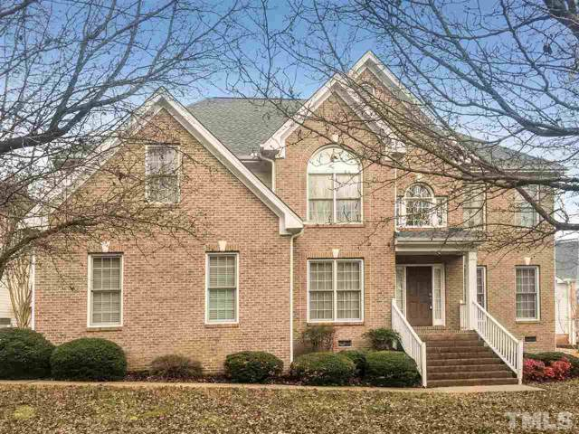 1702 Autumn Ridge Drive, Durham, NC 27712 (MLS #2297147) :: The Oceanaire Realty