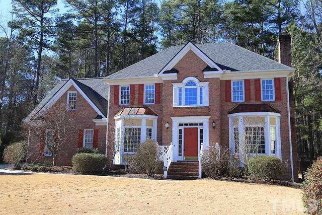 121 Glenmore Road, Cary, NC 27519 (#2297153) :: Foley Properties & Estates, Co.