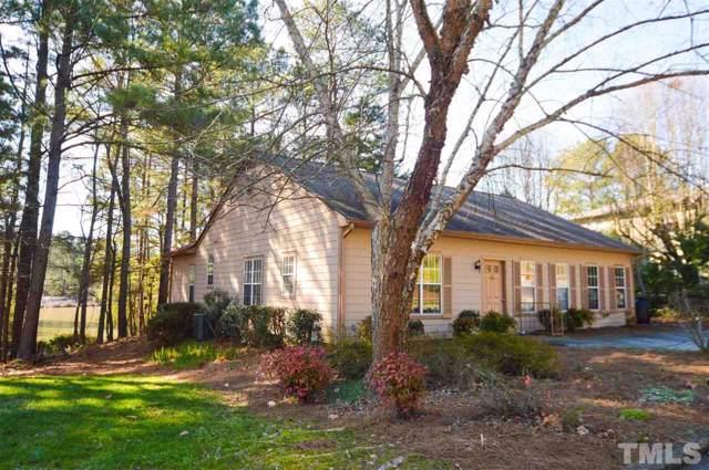 202 St Thomas Drive, Chapel Hill, NC 27517 (#2297164) :: The Jim Allen Group