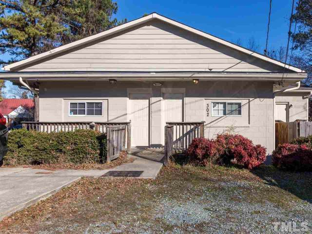 302 W Corbin Street, Hillsborough, NC 27278 (#2297172) :: Classic Carolina Realty