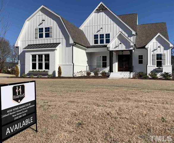 95 Rolling Woods Court, Pittsboro, NC 27312 (#2297176) :: Sara Kate Homes
