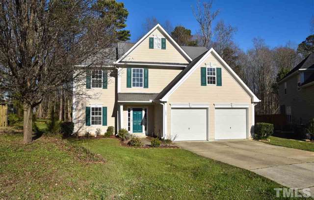 109 Bonhill Court, Apex, NC 27502 (MLS #2297193) :: The Oceanaire Realty