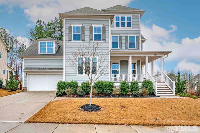 100 Dawning Creek Drive, Apex, NC 27539 (MLS #2297208) :: The Oceanaire Realty