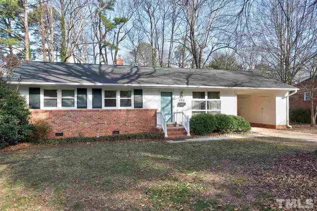 420 W Cornwall Road, Cary, NC 27511 (#2297209) :: Foley Properties & Estates, Co.