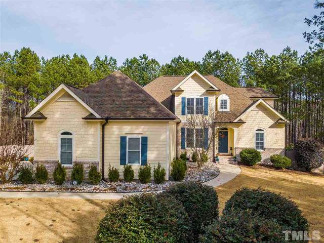 525 Belmont Circle, Wake Forest, NC 27587 (MLS #2297226) :: The Oceanaire Realty