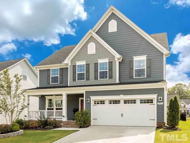 2813 Landon Ridge Drive, New Hill, NC 27562 (#2297238) :: The Perry Group