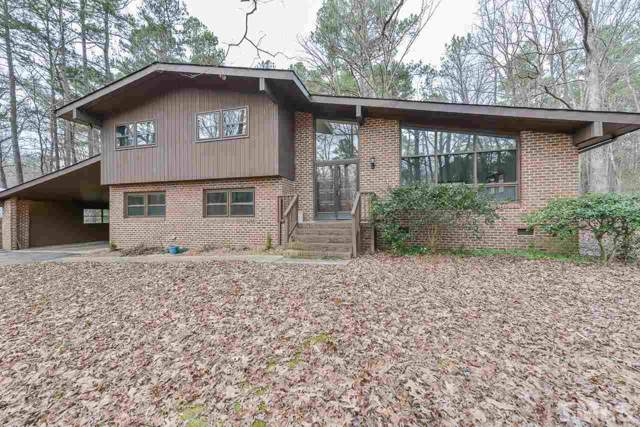 2417 Honeysuckle Road, Chapel Hill, NC 27514 (#2297281) :: The Amy Pomerantz Group