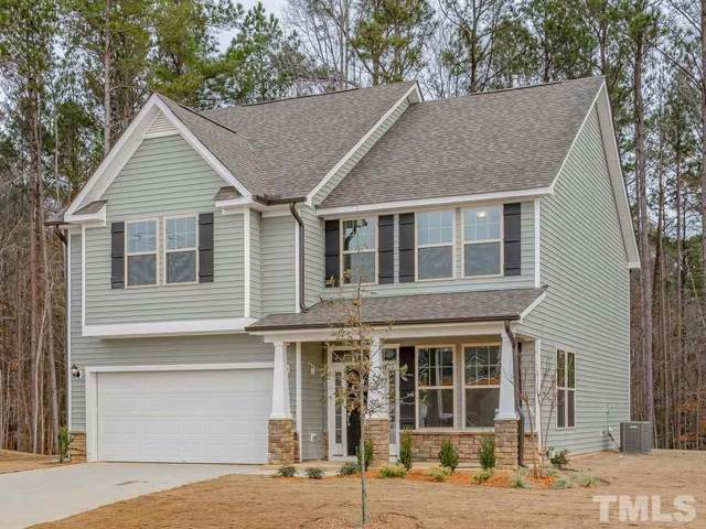 232 Village Bend Drive #7, Fuquay Varina, NC 27526 (MLS #2297290) :: The Oceanaire Realty