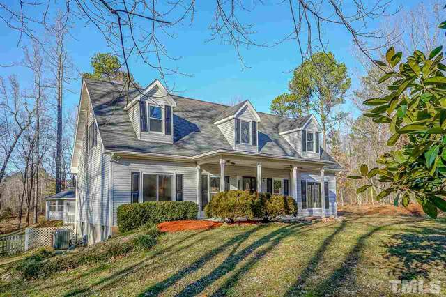 136 White Oak Drive, Youngsville, NC 27596 (#2297318) :: The Jim Allen Group