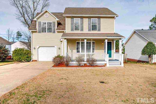 1112 Holly Meadow Drive, Holly Springs, NC 27540 (#2297322) :: Sara Kate Homes