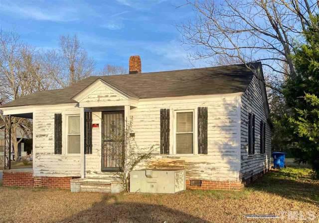 910 W Elizabeth Street, Selma, NC 27576 (#2297346) :: The Jim Allen Group
