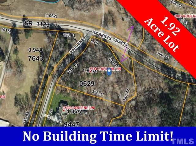 3534 Carlene Lane, Stem, NC 27581 (#2297361) :: The Jim Allen Group