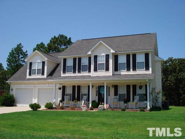 50 Breezewood Drive, Lillington, NC 27546 (#2297389) :: Sara Kate Homes