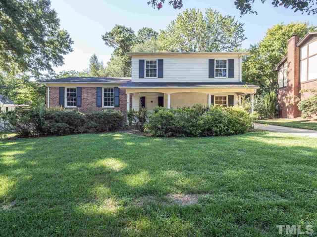 436 Cedar Hill Lane, Raleigh, NC 27609 (#2297411) :: RE/MAX Real Estate Service