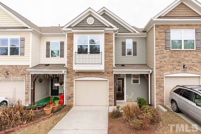 236 Durants Neck Lane, Morrisville, NC 27560 (#2297433) :: Raleigh Cary Realty