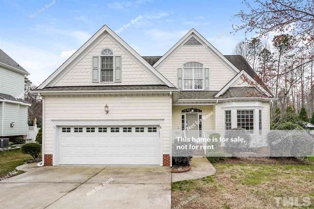 1412 Stone Lion Drive, Fuquay Varina, NC 27526 (#2297448) :: The Perry Group
