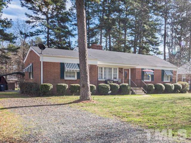 213 Pine Tree Road, Oxford, NC 27565 (#2297455) :: The Jim Allen Group