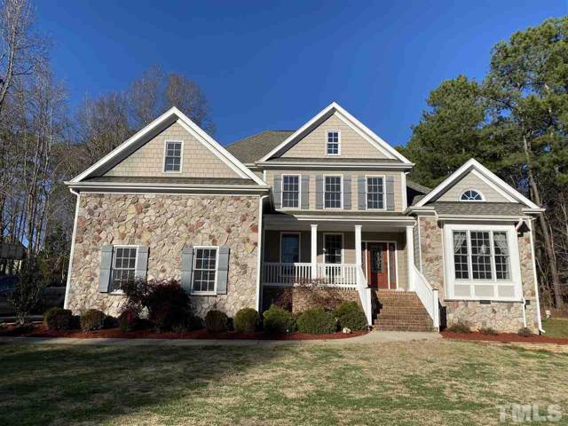 4008 Cashmere Lane, Youngsville, NC 27596 (#2297457) :: The Jim Allen Group