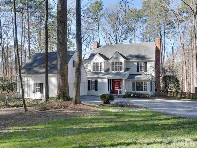 3900 Hope Valley Road, Durham, NC 27707 (MLS #2297472) :: The Oceanaire Realty